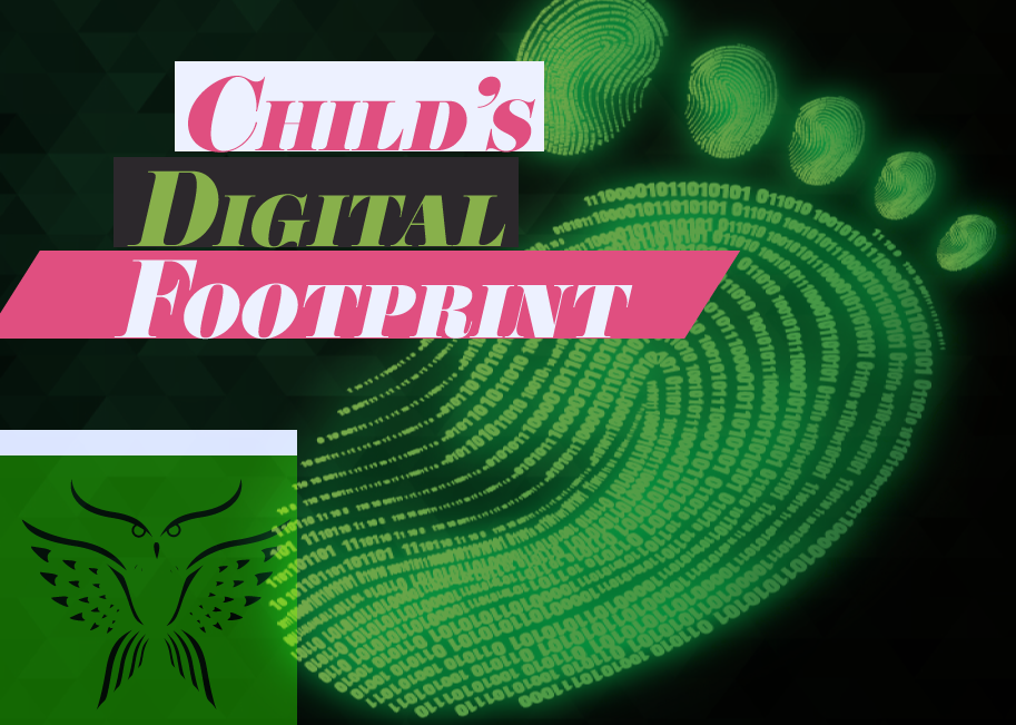 Being Careful With My Child's Digital Footprint